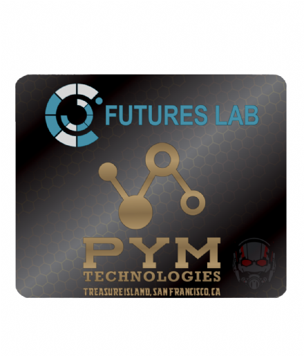 Futures Lab Pym Technologies from Ant Man PC Laptop Computer Mouse Mat